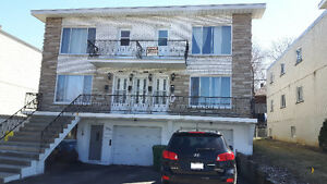4 ½ FOR RENT ON THE FIRST FLOOR IN LASALLE AVAILABLE IMMEDIATELY