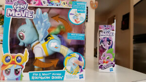 pouliche  Wonderbolts , Ami actifs/ my little pony