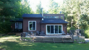 Shadow Lake 4 Season Cottage for rent