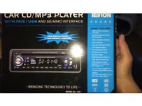 Car stereo brand new boxed