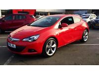 2016 Vauxhall Astra GTC Sri Cdti Auto Automatic Diesel Coupe