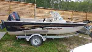 2006 Crestliner Boat For Sale