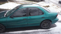 1998 Pontiac Sunfire Berline