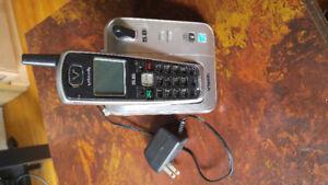 Téléphone sans fil avec afficheur 5,8 Hz de Vtech