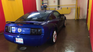 TRADE 2005 Ford Mustang Coupe (2 door)