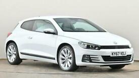 2017 Volkswagen Scirocco 2.0 TSI 180 BlueMotion Tech GT 3dr Coupe petrol Manual