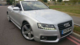 Audi A5 2.0TFSI ( 211ps ) 2009MY S Line +++FULLY LOADED+++
