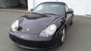 Porsche Boxster S Cabriolet 2003