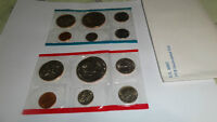 US Mint Uncirculated Coin Set