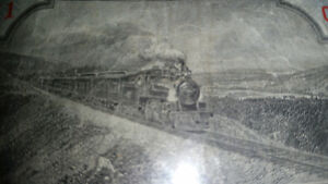 1912 train note very very RARE!! in great condition for its year London Ontario image 6