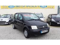 """ 36,000 "" 2008 (08) Fiat Panda 1.2 Dynamic BLACK * IDEAL FIRST CAR ** LOOK **"