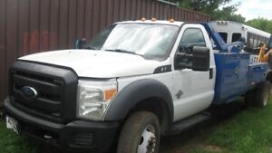 2011 ford f450 tow truck