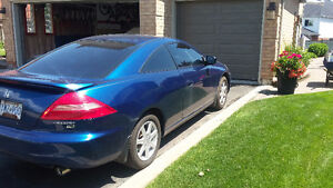 2004 Honda Accord EX Coupe (2 door)