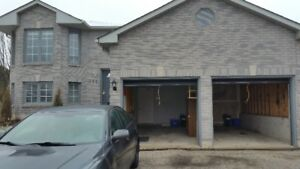 2 bedrooms 1 bathroom house for rent Lower unit