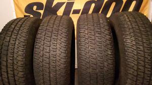 4-New Michelin LTX A/T2 275/65R18