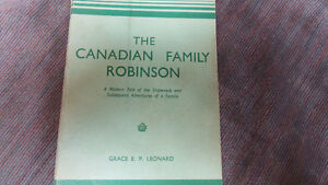 The Canadian Family Robinson book