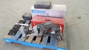 York Portable Line Boring Package