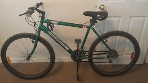 Looking to swap Large CCM 18 speed bike for more suitable bike