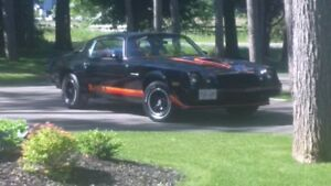 """""""DON'T MISS OUT ON THIS CLASSIC CAMARO Z28"""""""