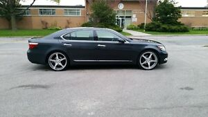 2009 Lexus LS460 L - 67000 kms - Self Parking - Fully Loaded