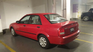 1999 Mazda Protege Sedan | Low Km's! Windsor Region Ontario image 1
