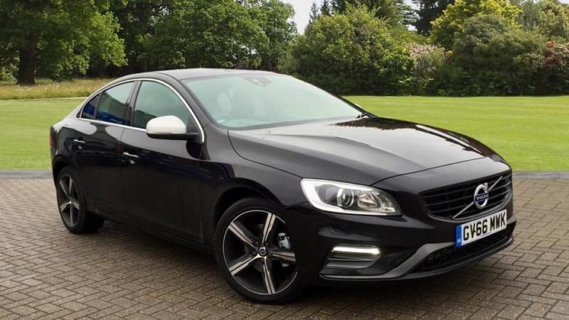 2017 volvo s60 d3 r design automatic diesel saloon in southampton hampshire gumtree. Black Bedroom Furniture Sets. Home Design Ideas
