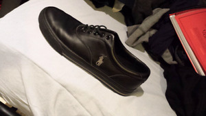 Leather Polo shoes