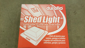 Duraflo Shed roof light vented skylight