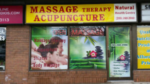 MASSAGE - BURLINGTON