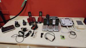 2 Cordless Vtech Phone sets