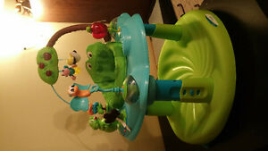 exersaucer evenflo jump and learn Cambridge Kitchener Area image 1