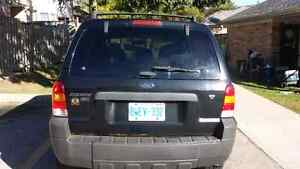 2006 ford escape  Cambridge Kitchener Area image 4
