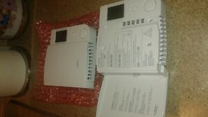 2 programmable thermostats