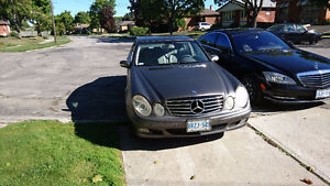 Limited Edition 2005 Mercedes-Benz E-Class CDI