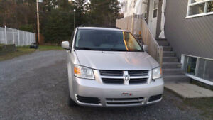 Dodge Grand Caravan SE 2009 - NEGOCIABLE