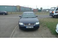 Volkswagen Passat 1.9tdi sport pd130 12 months mot (swap)