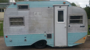Vintage Scotty Camper Trailer