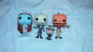 Funko Pops-The Nightmare Before Christmas