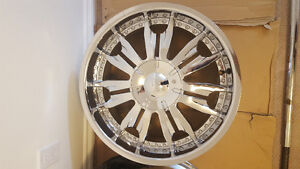 20in Status, Duke Rims For Sale!