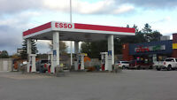 ESSO GAS STATION FOR SALE/LEASE