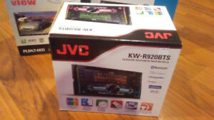 JVC Car Stereo Double DIN