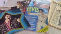 Elvis Presley Printed Material