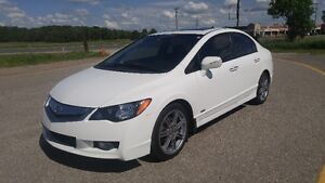 2011 Acura CSX Tech Pkg Sedan ** CERTIFIED AND ETESTED**