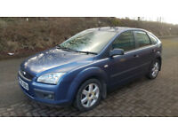 Ford Focus 1.6TDCi 2006 Sport Low miles PX swap anything considered