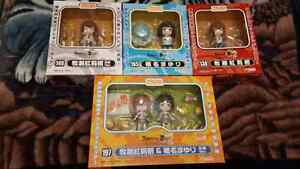 Steins gate complete nendoroid sets unopened