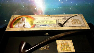 *Rare* Authentic Gandalf replica by Vauen LOTR pipe