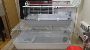 Small Cage $100 and Liberta 150 XL $275