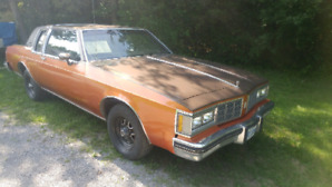 1983 olds delta 88