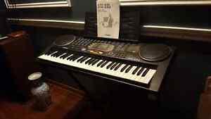 Casio keyboard, good condition