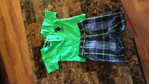 Tons of 3-6 Months baby outfits Stratford Kitchener Area image 2